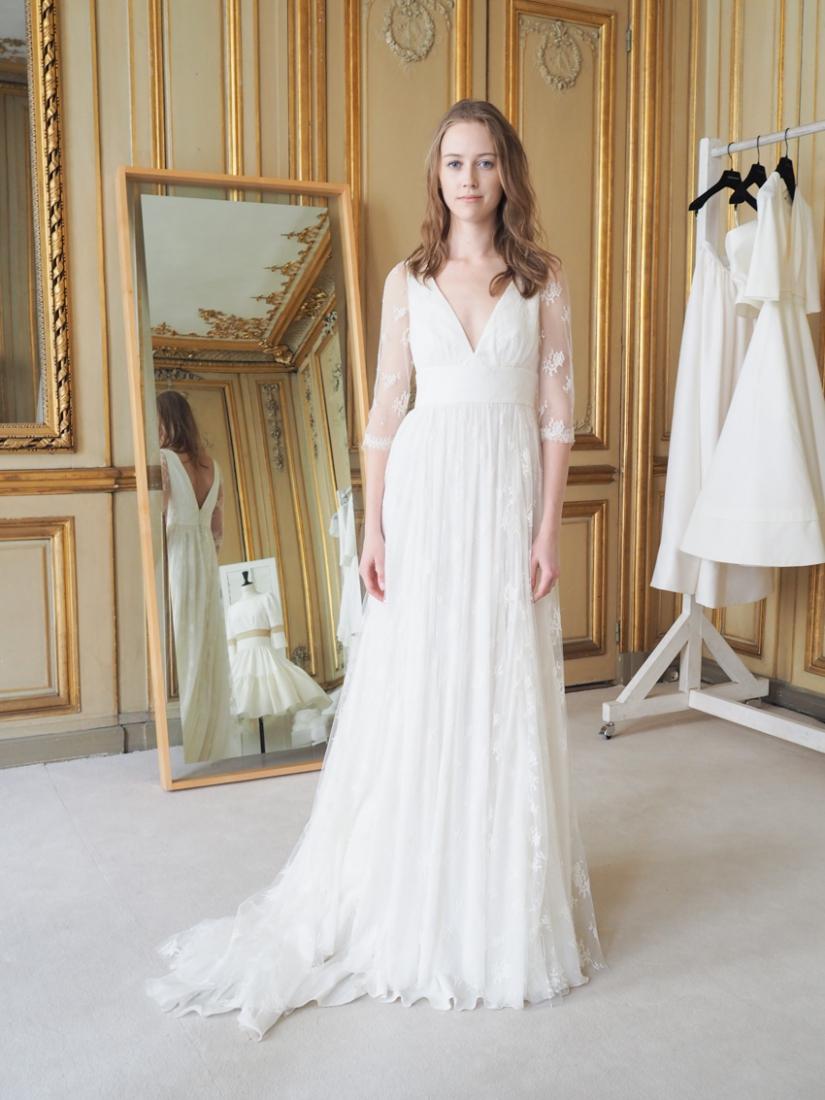 0b47bd67a12 Robe mariage hiver 2016 robe de mariée été 2016