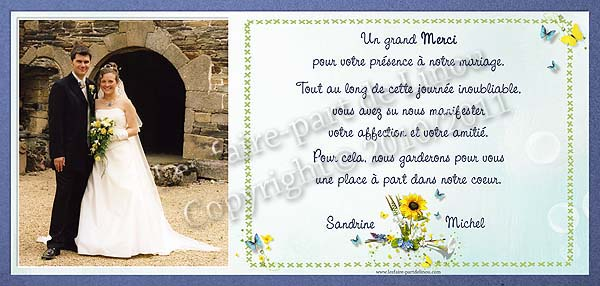 modele carte de mariage invitation la boutique de maud. Black Bedroom Furniture Sets. Home Design Ideas