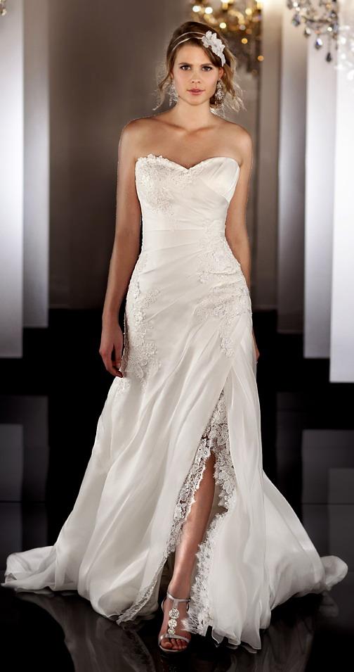 Une modele de robe de mari e la boutique de maud for Boutiques de mariage orlando