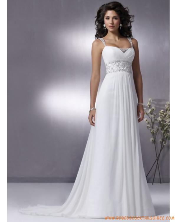 Robe de mariée simple et pas cher - La boutique de Maud