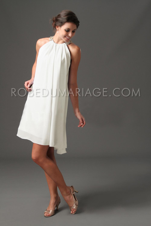 Robe pour mariage civil pas cher