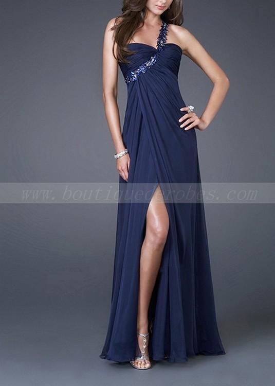 Une robe longue pour mariage t la boutique de maud for Robes longues pour mariage cravate noire