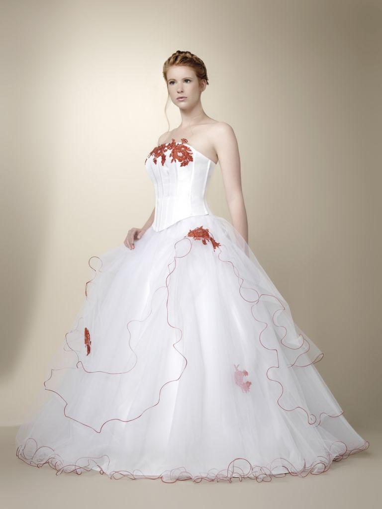 Une robe pour les mariages la boutique de maud for Robes semi formelles pour les mariages