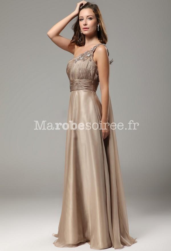 une robe longue habille pour mariage - Vetement Pour Ceremonie De Mariage