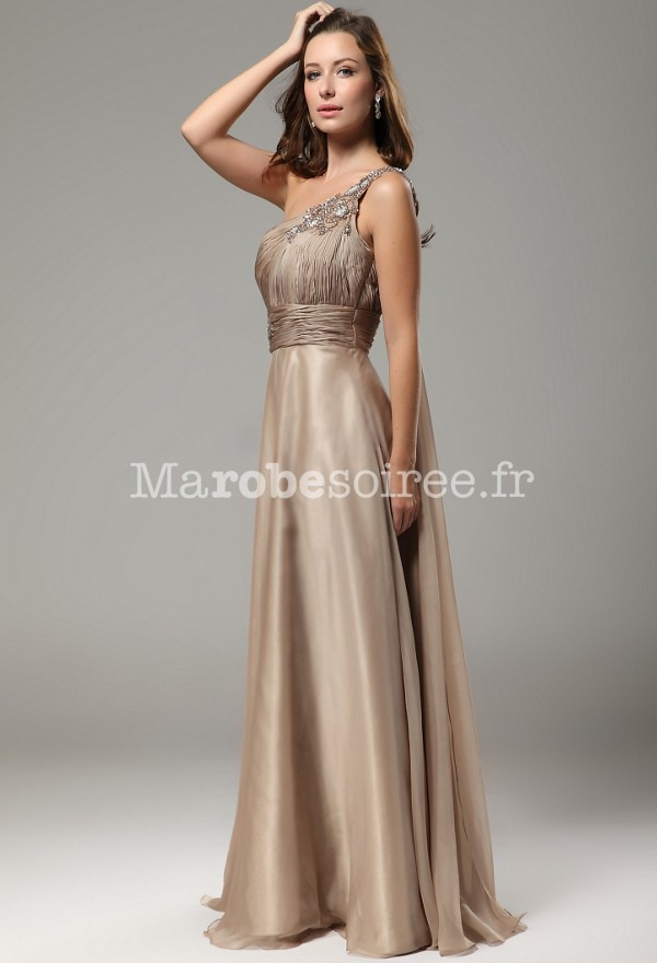 292ac28f844 Robe ceremonie longue femme robe rose