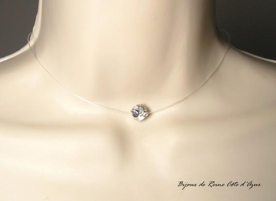 Souvent Bijoux mariage swarovski - La boutique de Maud NM53
