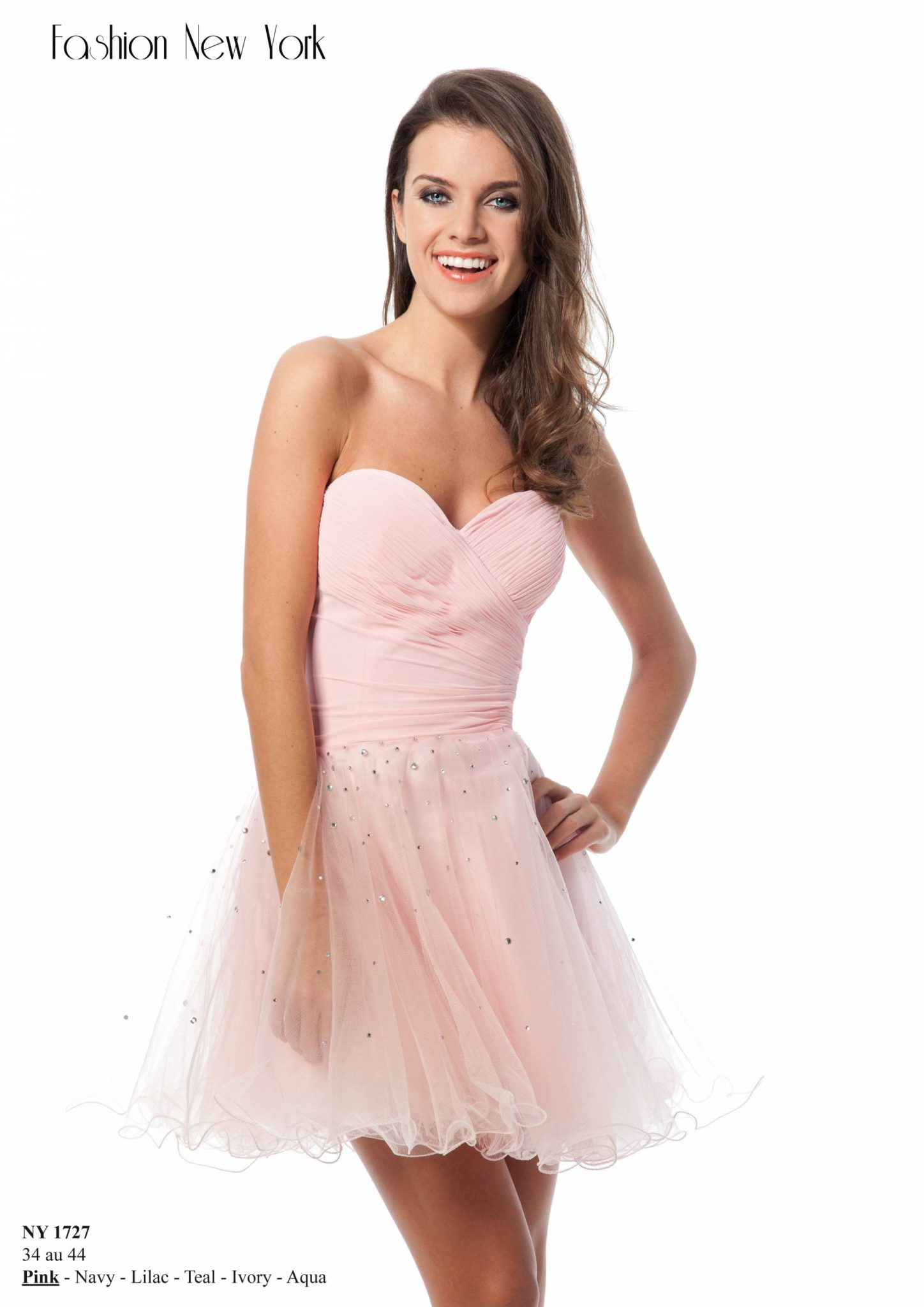 Robes bustier de soiree