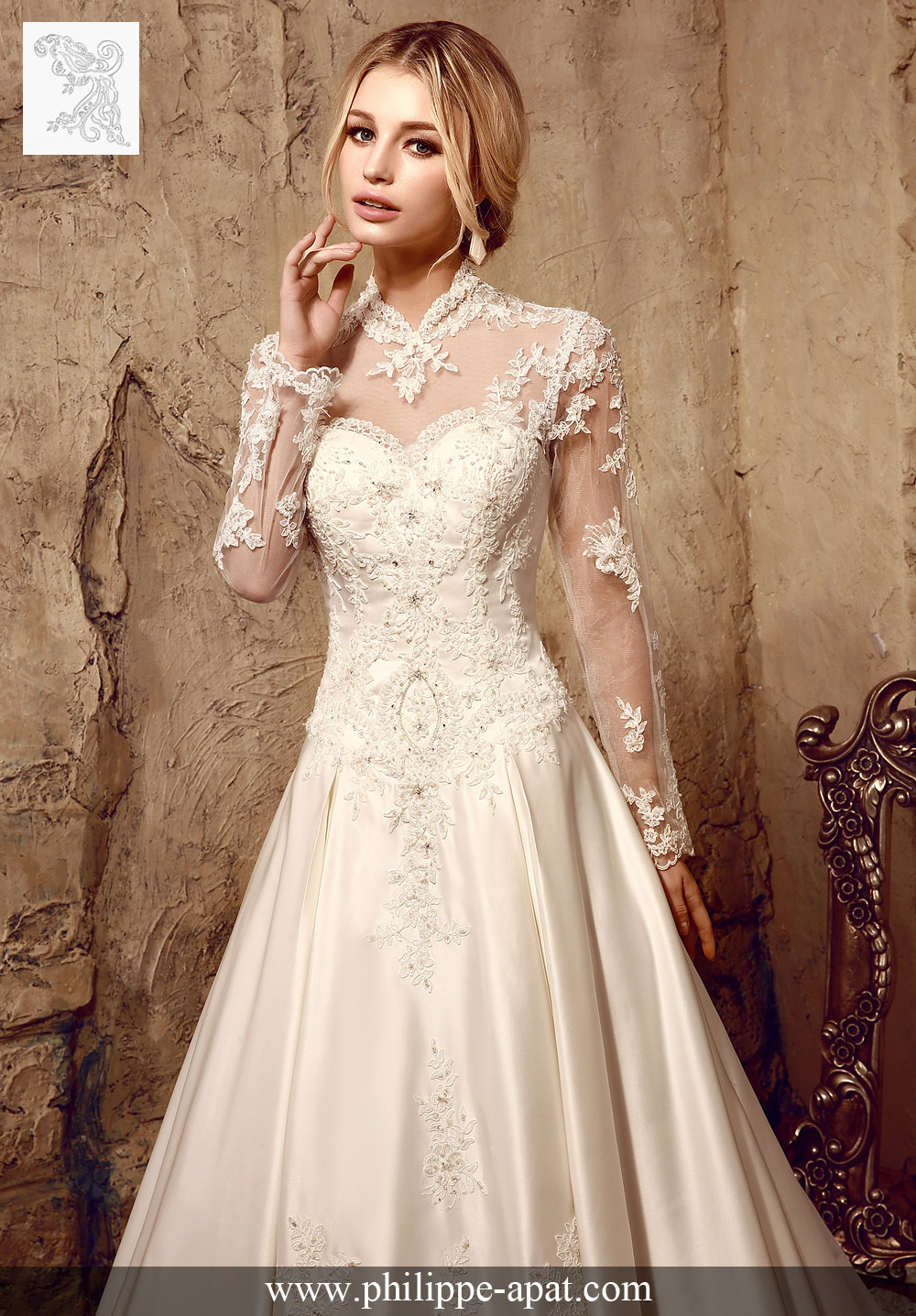 b4302ff4fd131 Une robe blanche mariage - La boutique de Maud