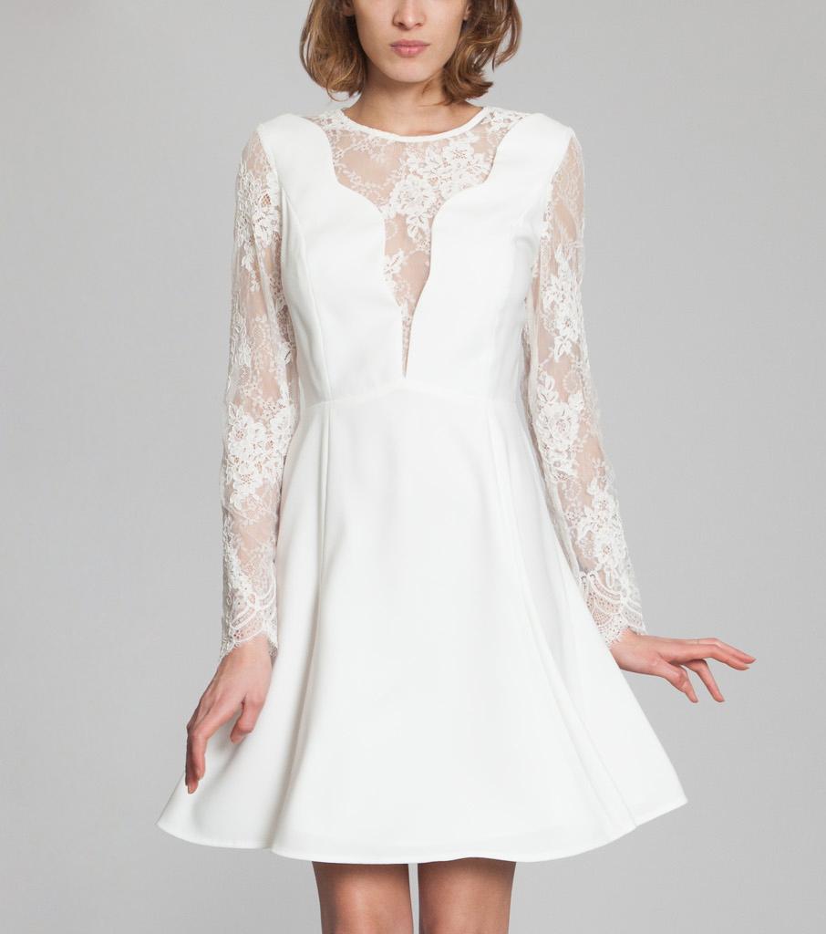 Une robe mariage mairie la boutique de maud for Boutiques de robe de mariage charleston