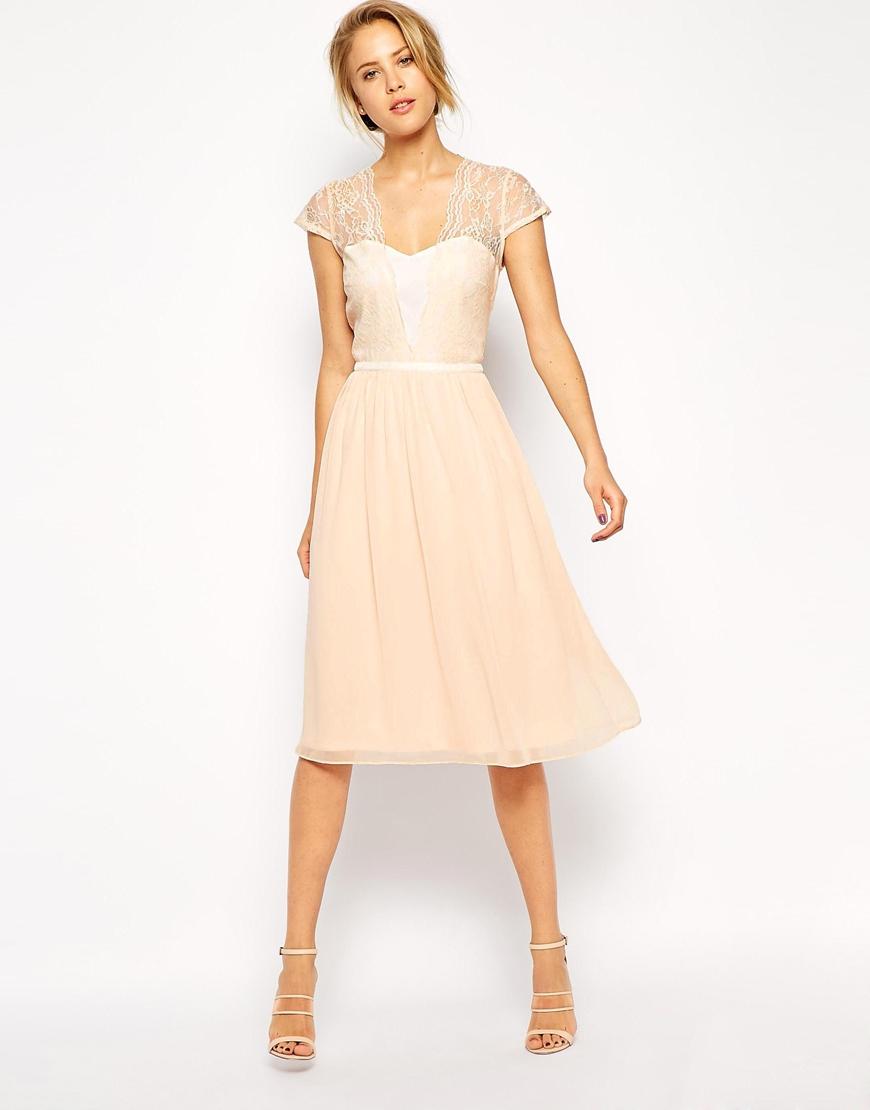 une robe rose pale mariage la boutique de maud. Black Bedroom Furniture Sets. Home Design Ideas