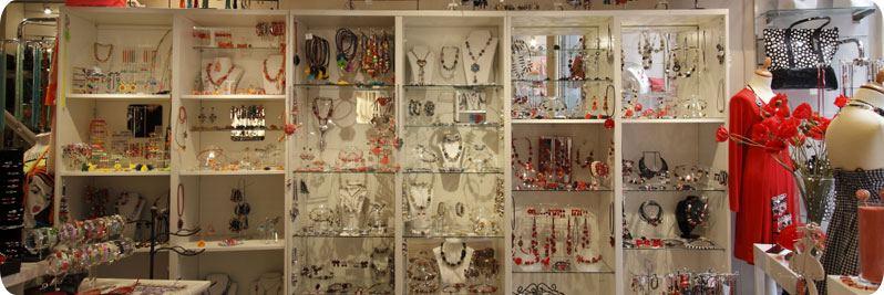 71b60e4056894 Magasin bijoux fantaisie - La boutique de Maud