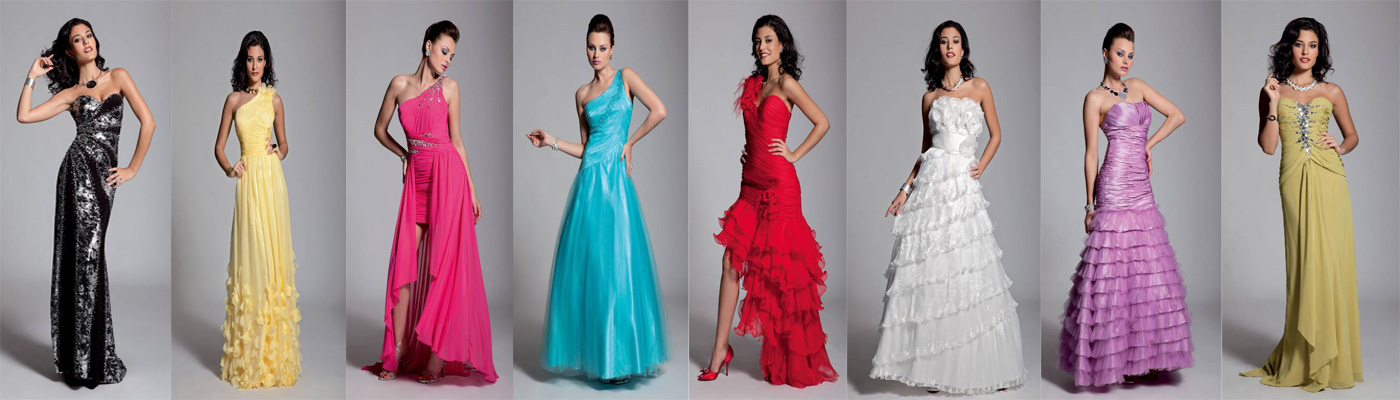 Creation de robe de soiree