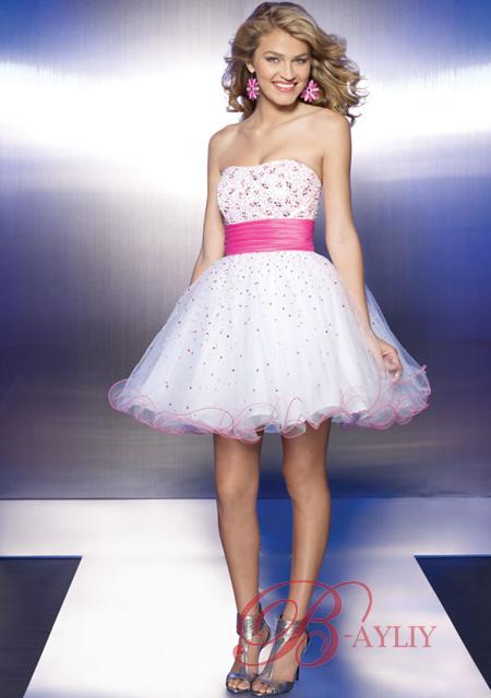 769f8bf39e6b6 Une robe de soirée courte pas cher - La boutique de Maud